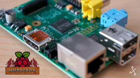 Pi Musicbox 5.0, para melómanos y usuarios de Raspberry Pi
