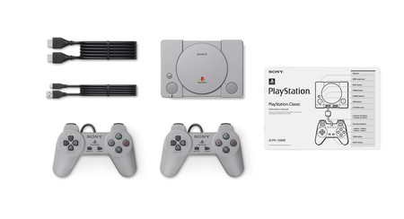 Pack Playstation Classic
