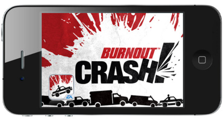Burnout Crash para iOS. A fondo