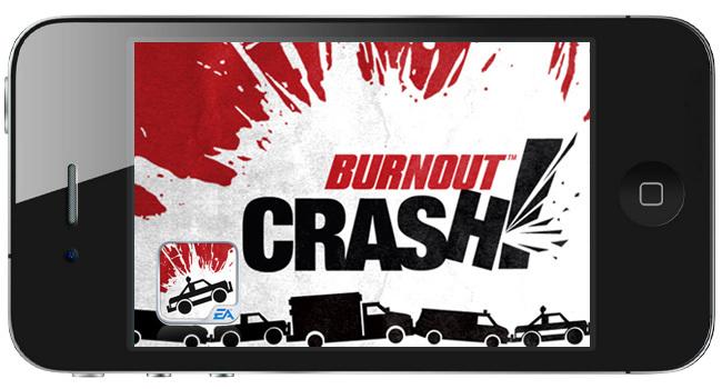 burnout crash a fondo