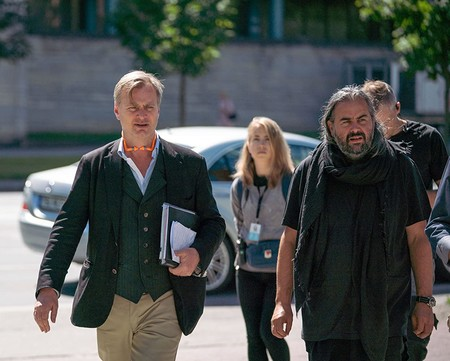 """""""Christopher Nolan está trabajando más duro que nadie en Estados Unidos para reabrir los cines"""", según el CEO de IMAX"""