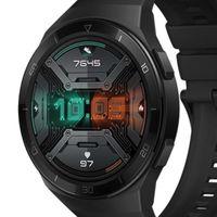 Así es el Huawei Watch GT 2e, el smartwatch que llegará junto a los Huawei P40 y que se ha filtrado por completo