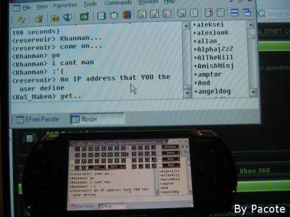 Accede a tu PC con una PSP
