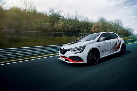 Renault M Gane R S Trophy R Record Au N Rburgring