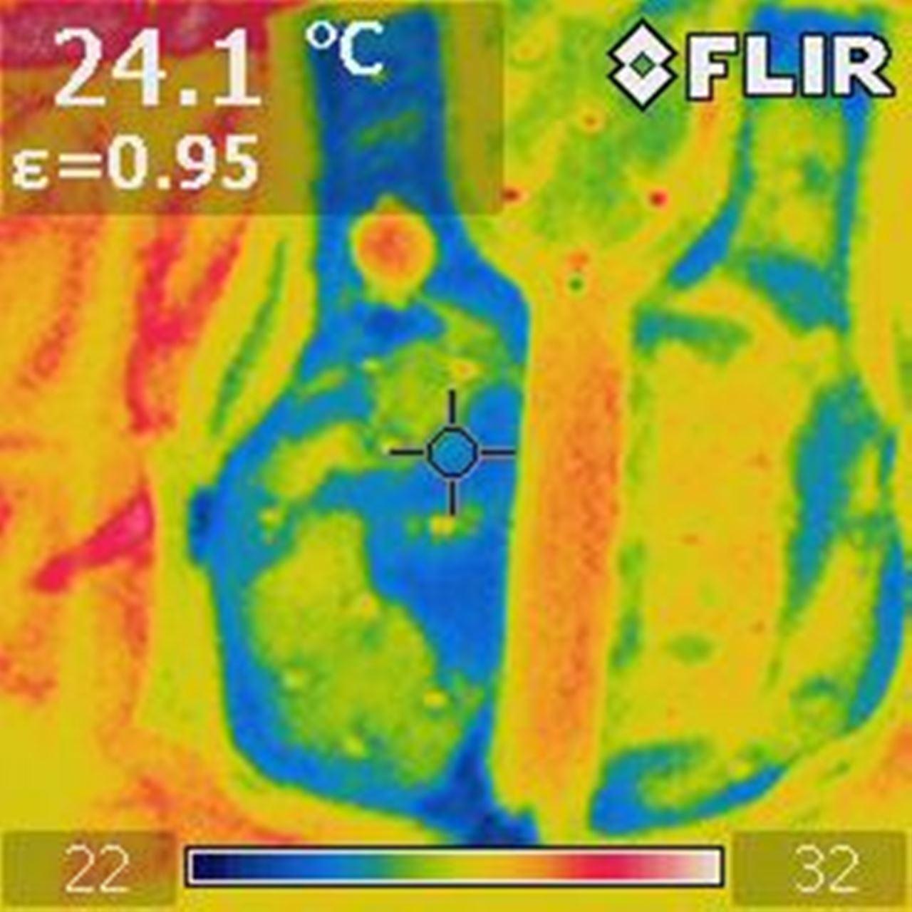 Foto de MACNA Dry Cooling, otro chaleco para ir frescos en verano (4/10)
