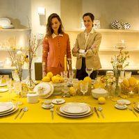 ¡Inspírate! Una mesa de Navidad perfecta diseñada por Las 2 Mercedes para Vista Alegre