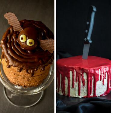 El halloween más dulce en siete recetas de tartas y pasteles