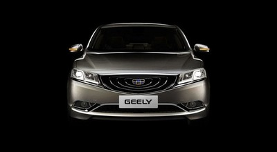 Geely GC9, una berlina de alta gama para China
