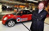1,5 millones de Mini producidos en Oxford