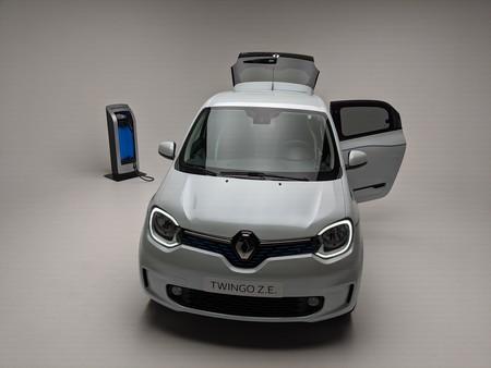 Renault Twingo Electrico 03