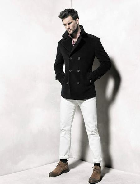 HE by Mango Lookbook Noviembre 2012