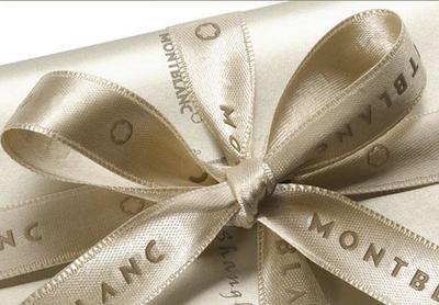 Montblanc Monograin Collection, plata y piel de toro para el hombre más elegante