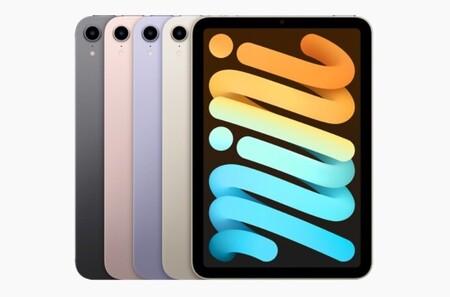 Ipad Mini En Cuatro Colores