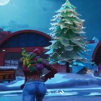 Guía Fortnite: baila delante de árboles de Navidad distintos  [Desafío 14 días de Fortnite]