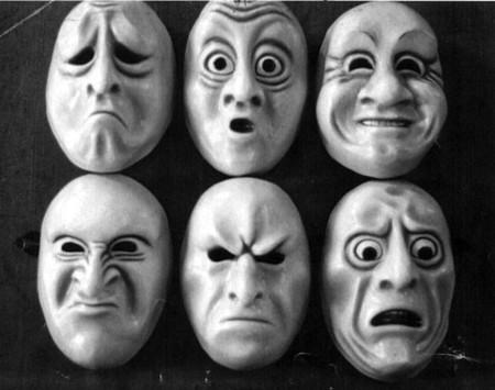 lista de sentimientos y emociones del ser humano