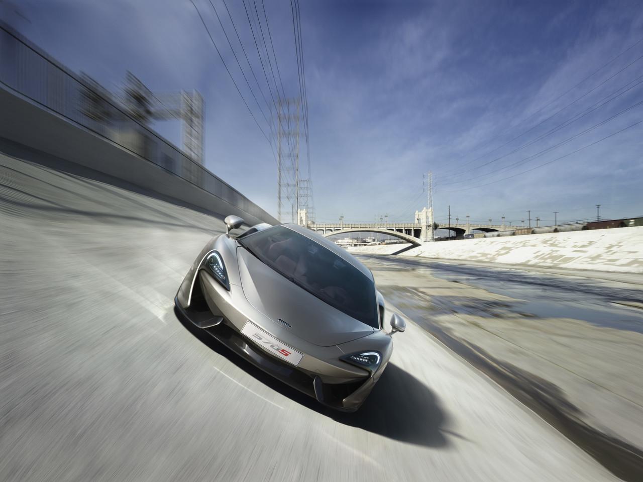 Foto de McLaren 570S Coupé (4/30)