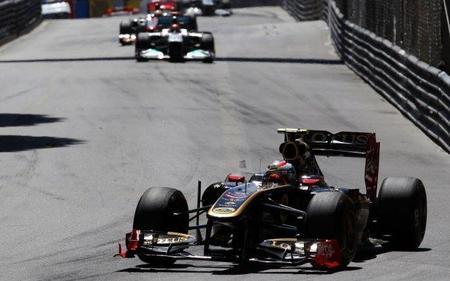 Lotus Renault GP no tendrá que cambiar su decoración para el Gran Premio de Canadá 2011, pero quizás sí para 2012