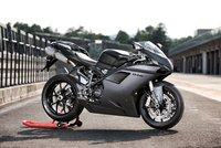 Ducati 848 Evo, ¡qué bestia!