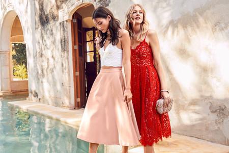 ¿Boda a la vista? Los 10 diseños de la nueva colección de H&M son la respuesta