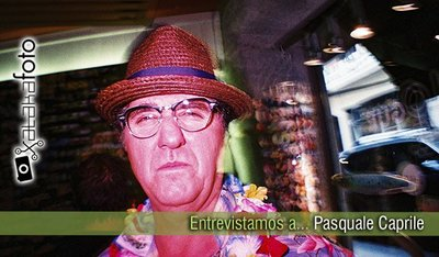"""Pasquale Caprile: """"con las cámaras lomográficas se hacen fotos que no se pueden hacer con ninguna otra"""""""