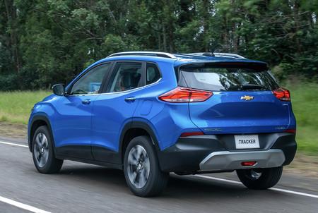 Chevrolet Tracker México 5