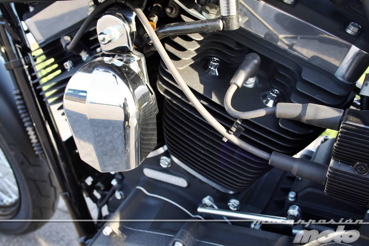 Foto de Harley Davidson DYNA Street Bob, prueba (valoración, ficha técnica y galería) (2/35)