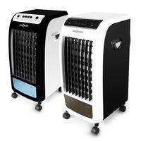 Por 99,99 euros puedes combatir el calor con este climatizador evaporativo OneConcept. Envío gratis