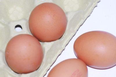Huevos, correctamente almacenados
