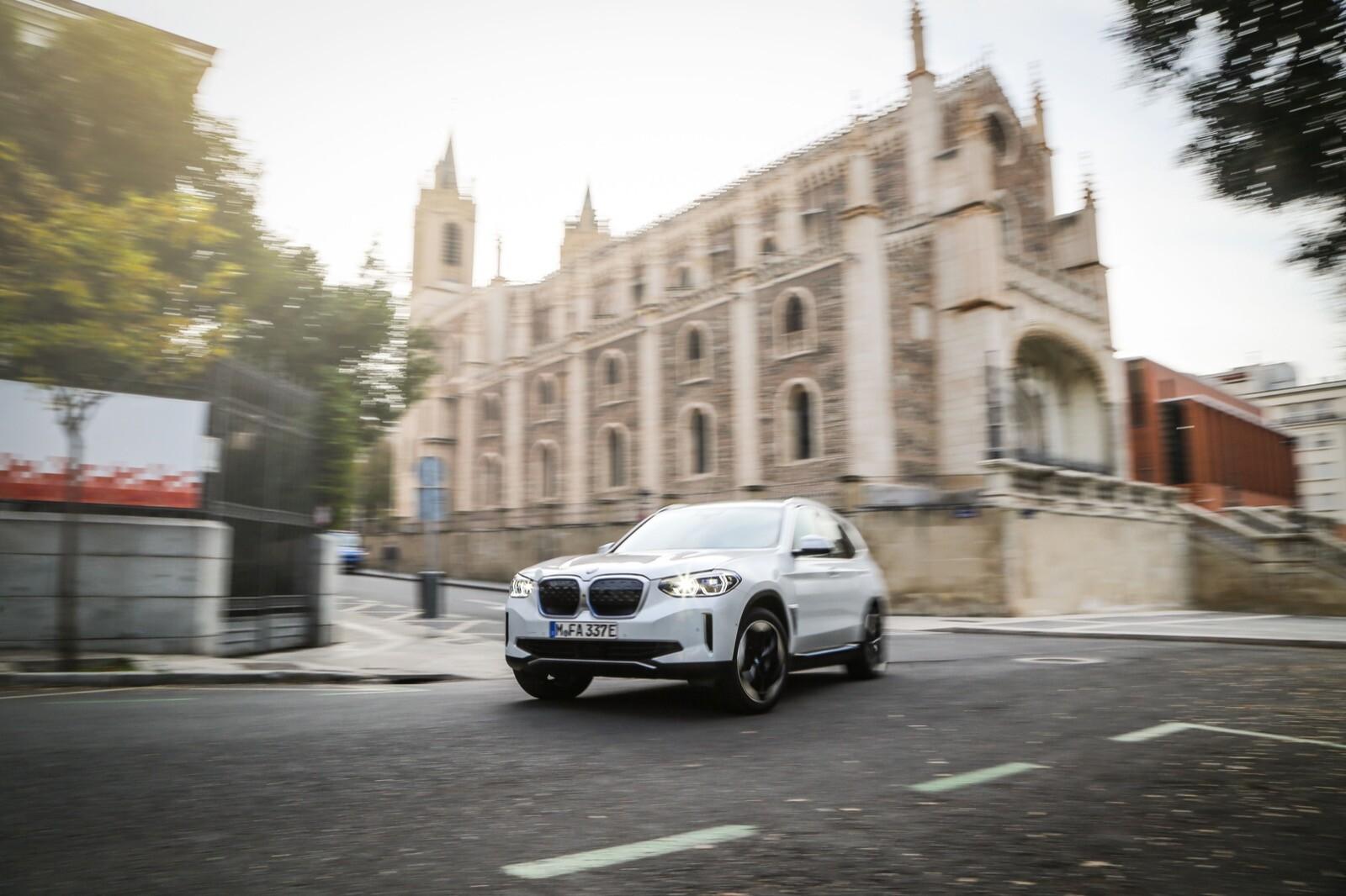 Foto de BMW iX3 (prueba) (22/65)