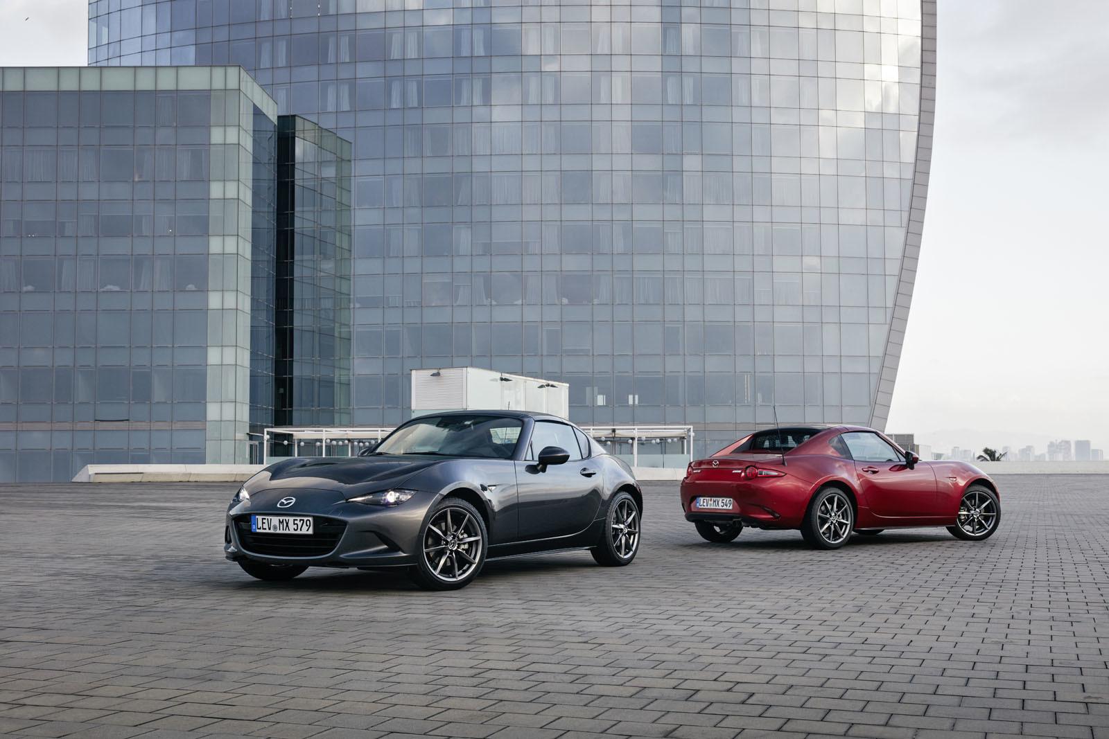 Foto de Mazda MX-5 RF (toma de contacto) (12/31)