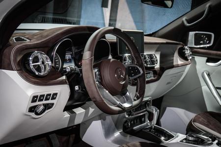 Mercedes Benz Concept Clase X 135