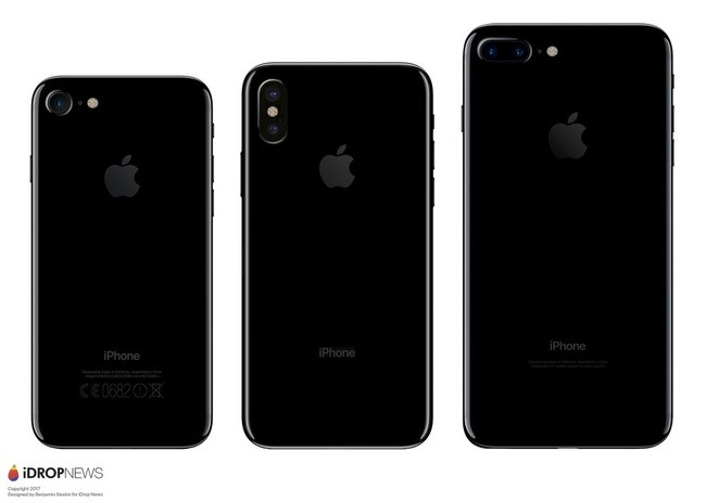 Iphone ocho Size Comparison Idrop News 1