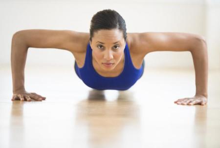 Rutina de ejercicios en 10 minutos para mamás ocupadas