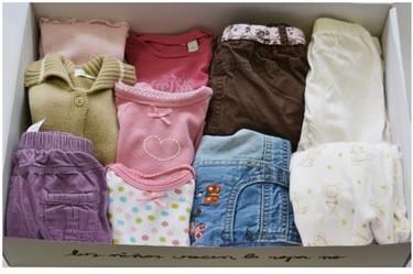 Trastus, intercambio de ropa infantil de segunda mano