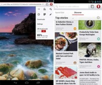 Opera 14 para Android, disponible, revolución casi total