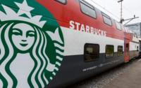 El debut de la primera concept store a bordo de un tren de manos de Starbucks