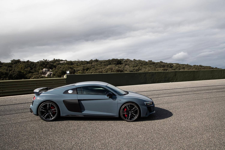 Foto de Audi R8 2019, toma de contacto (113/188)