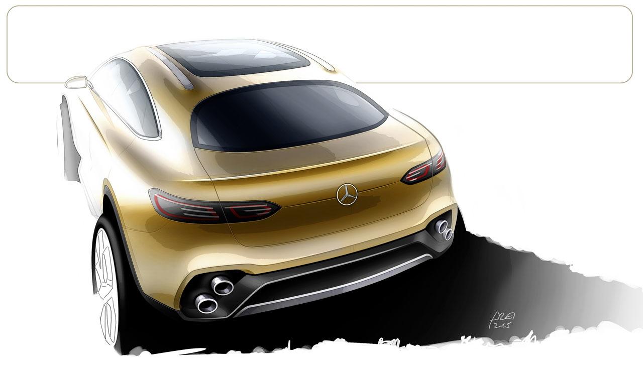Foto de Mercedes-Benz Concept GLC Coupé (2/14)