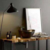 Los lavabos de aluminio más cool y distinguidos invaden nuestros baños y cualquier estilo decorativo