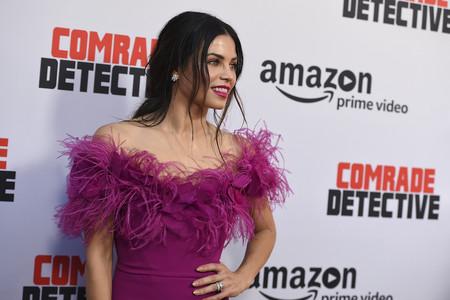 Jenna Dewan nos demuestra que todos los vestidos de Marchesa no son horteras, éste tiene algo que nos ha conquistado