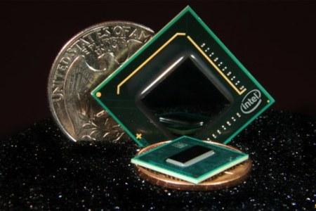 Intel Z550, procesador Atom a 2 GHz