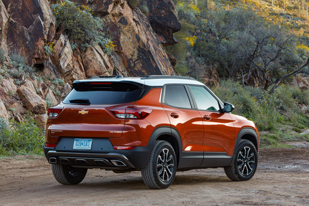 Chevrolet Trailblazer 2021 Mexico 10