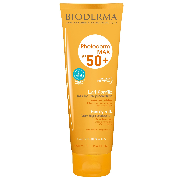 Leche protectora corporal Photoderm Max SPF50 250 ml Bioderma