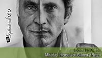 Betina La Plante: Miradas intensas en Blanco y Negro