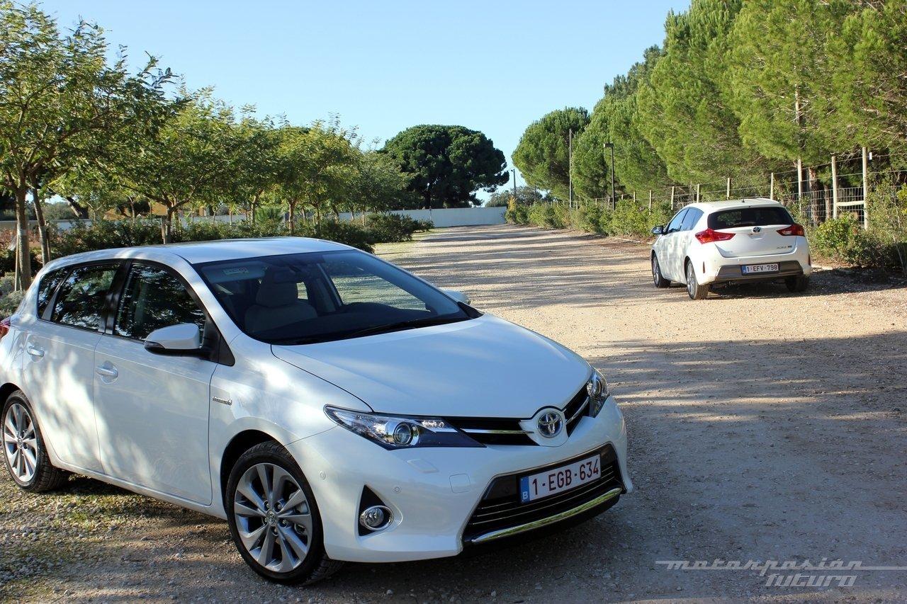 Foto de Toyota Auris Hybrid 2013 (16/21)