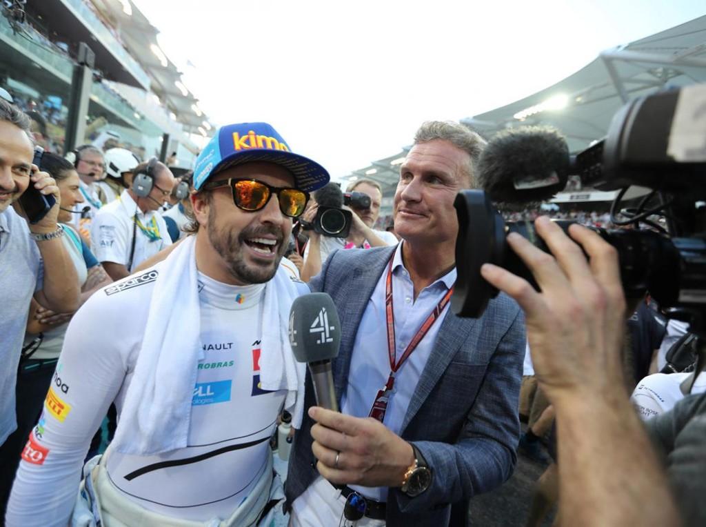 Sin Fernando Alonso y