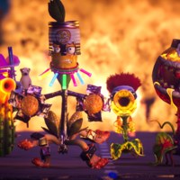 La locura absoluta al ritmo de Queen invade el tráiler de lanzamiento de Plants vs Zombies Garden Warfare 2