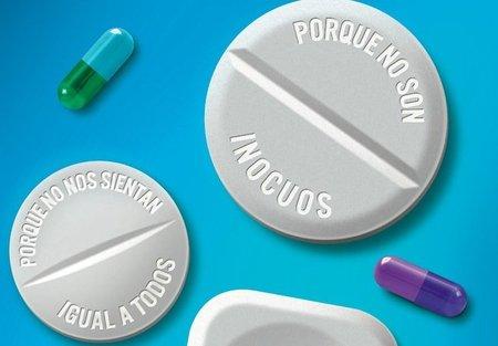 Los medicamentos no son un juego, ni caramelos