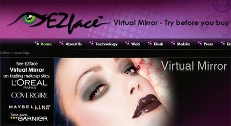 Ezface, un programa para probar el maquillaje antes de comprarlo