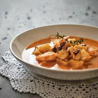 Receta de sopa de marisco: el plato ideal para las comidas de fiesta